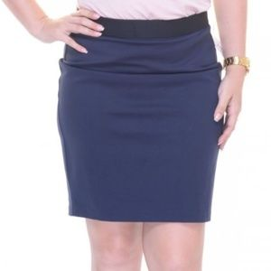 Maison Jules Pencil Skirt